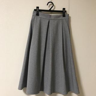 GU - GU/フレアスカート プリーツスカート