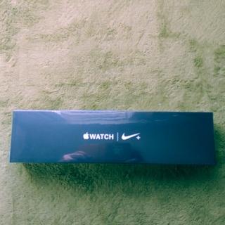 アップルウォッチ(Apple Watch)の新品 Apple Watch Series 4 Nike GPSモデル 44mm(スマートフォン本体)