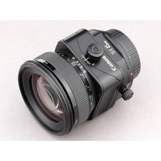 キヤノン(Canon)の【チルト/アオリレンズ】 Canon TS-E 45mm 2.8(レンズ(単焦点))