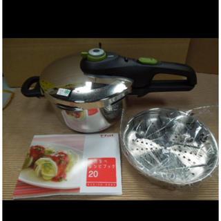 ティファール(T-fal)の美品  ティファール圧力鍋(調理機器)