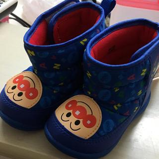 アンパンマン(アンパンマン)の新品‼︎アンパン ブーツ(ブーツ)