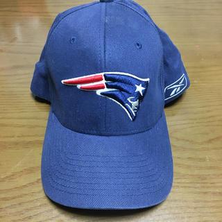 リーボック(Reebok)のNFL ニューイングランド・ペイトリオッツ キャップ 帽子 トムブレイディ(アメリカンフットボール)