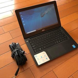 デル(DELL)のDELLモバイルPC メモリ4GB/SSD換装120GB/MS Office(ノートPC)