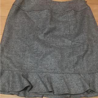 キスミス(Xmiss)のスカート S グレー(ひざ丈スカート)