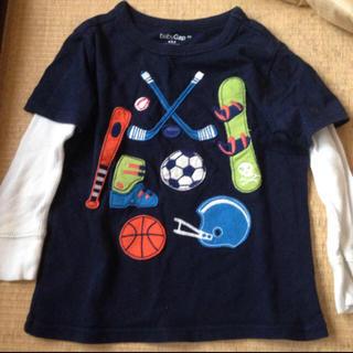 ギャップキッズ(GAP Kids)のロンT(Tシャツ/カットソー)