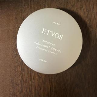 エトヴォス(ETVOS)のETOVOS エトヴォス ミネラルハイライトクリーム(その他)
