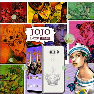 エルジーエレクトロニクス(LG Electronics)のJOJOスマホ L-02K 新品未開封 SIMフリー(スマートフォン本体)