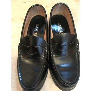 ハルタ(HARUTA)のハルタ ローファー 黒(ローファー/革靴)