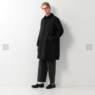 スティーブンアラン(steven alan)の18aw steven alan t/w fat bal collar coat(ステンカラーコート)