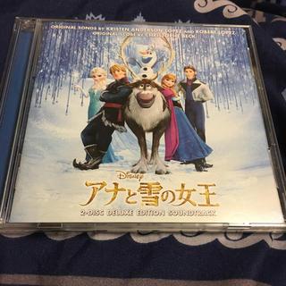 ディズニー(Disney)のアナと雪の女王」オリジナル・サウンドトラック-デラックス・エディション-(映画音楽)