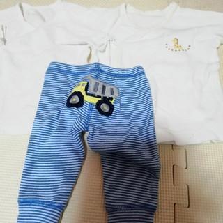 カーターズ(carter's)のカーターズパンツ、新生児肌着セット(肌着/下着)