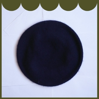 ジーユー(GU)のベレーハット【GU】(ハンチング/ベレー帽)