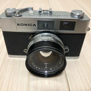 コニカミノルタ(KONICA MINOLTA)のカメラ KONICA auto S1.6 ジャンク(フィルムカメラ)