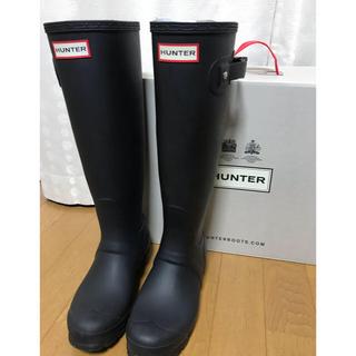 ハンター(HUNTER)の美品❋値下げ!ハンターレインブーツ(レインブーツ/長靴)