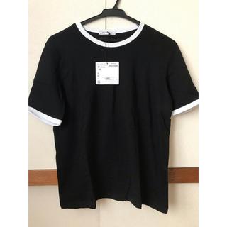 ザラ(ZARA)の未使用 タグつき ZARATシャツ(Tシャツ(半袖/袖なし))