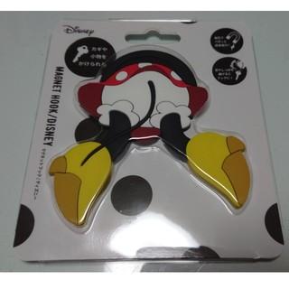ディズニー(Disney)の【新品】 マグネットフック ディズニー ミニー(日用品/生活雑貨)