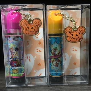 ディズニー(Disney)のディズニー リップクリーム 色付き 香り付き(リップケア/リップクリーム)