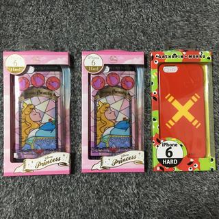 ディズニー(Disney)のiPhone ケース 6 6S 対応 ディズニー ムック 雑貨 グッズ 日用品(iPhoneケース)