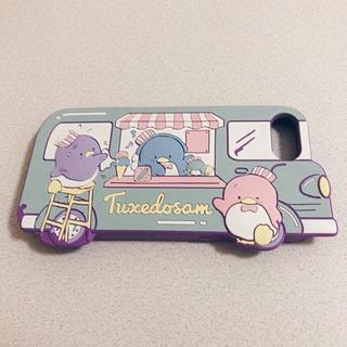 サンリオ(サンリオ)のタキシードサムiPhone8/iPhone7ケース(カフェワゴン)(iPhoneケース)