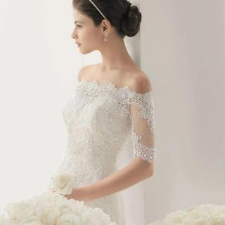 新品♡ブライダルボレロ 結婚式