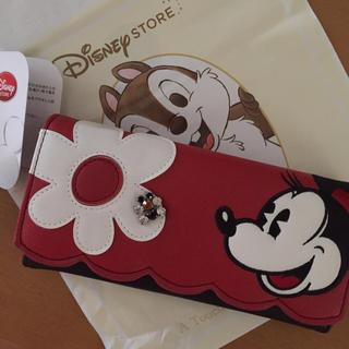 ディズニー(Disney)の新品☆ディズニーストア ミニー長財布(財布)