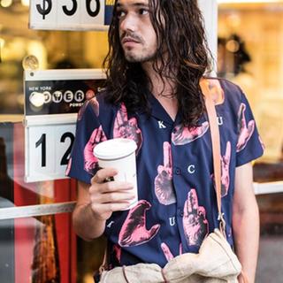 グラム(glamb)の【glamb(グラム)】ラックシャツ(Tシャツ/カットソー(半袖/袖なし))