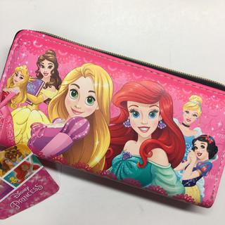 ディズニー(Disney)のディズニー プリンセス 長財布(財布)