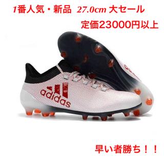 エックス X 新品 27.0cm FG AG フットサル サッカー アディダス