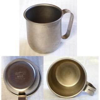 mizo  チタン製カップ(食器)