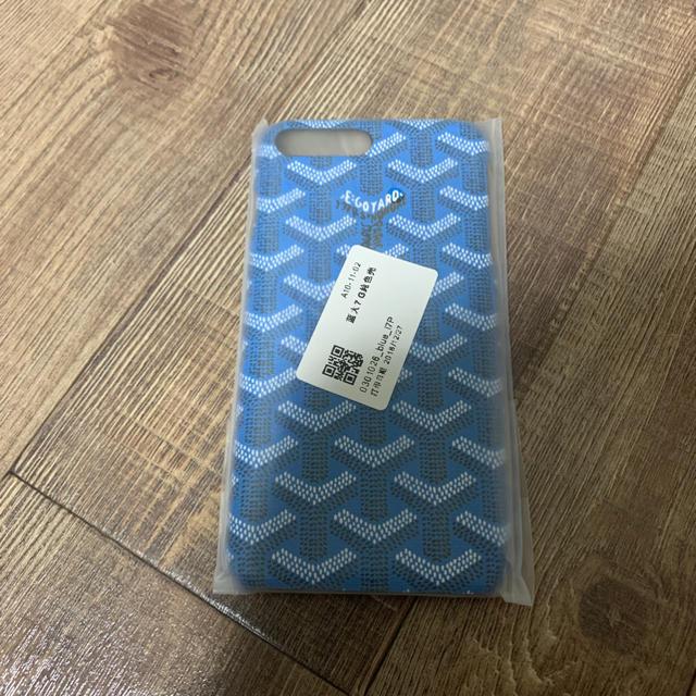 iphone7 ケース ジョジョ | GOYARD - iPhone7/8プラスの通販 by T's shop|ゴヤールならラクマ