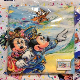 ディズニー(Disney)の新作♡ バスタオル 35周年 グランドフィナーレ ディズニーリゾート(タオル/バス用品)