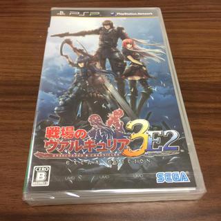 プレイステーションポータブル(PlayStation Portable)の戦場のヴァリキュリア3ES(携帯用ゲームソフト)