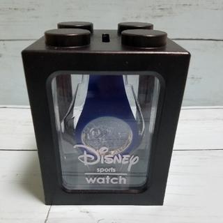 ディズニー(Disney)の新品未使用【ディズニー】スポーツウォッチ(腕時計)