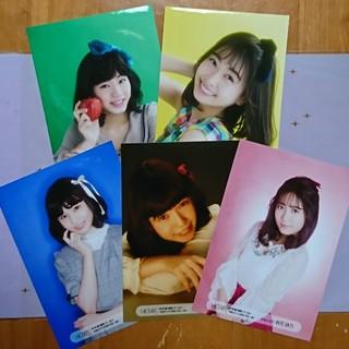 エイチケーティーフォーティーエイト(HKT48)のHKT48生写真5枚(アイドルグッズ)