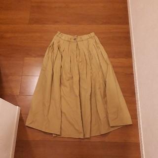 ドアーズ(DOORS / URBAN RESEARCH)のFORKSPOONスカートURBAN RESEARCH(ひざ丈スカート)