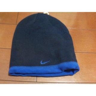 ナイキ(NIKE)の新品 NIKE リバーシブル ニット帽 53~56㎝ ナイキ(帽子)