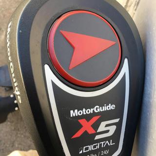 モーターガイド  X5  80v36インチ