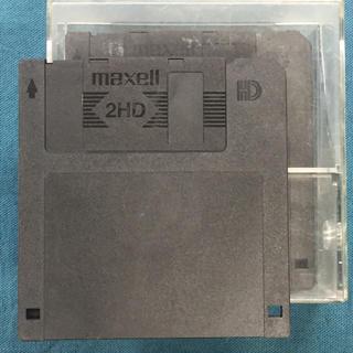 マクセル(maxell)のフロッピーディスク8枚(PC周辺機器)