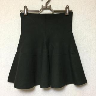 ザラ(ZARA)のZARA♡ニットスカート(ミニスカート)