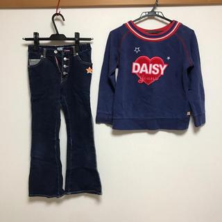 ディジーラバーズ(DAISY LOVERS)のトレーナー、パンツセット(Tシャツ/カットソー)