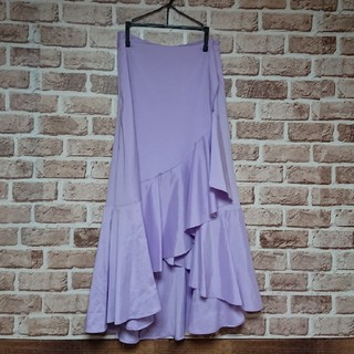 Glamorous Garden フィシュテールスカート