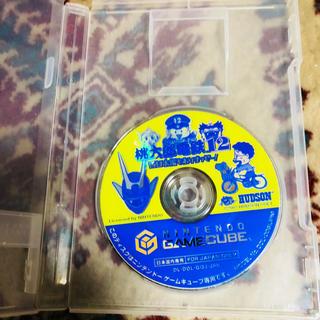 ニンテンドーゲームキューブ(ニンテンドーゲームキューブ)の桃太郎電鉄12 ゲームキューブ(家庭用ゲームソフト)
