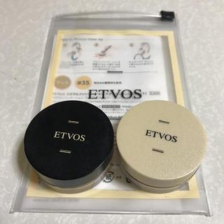 エトヴォス(ETVOS)のETVOS スターターキット(マット)(ファンデーション)