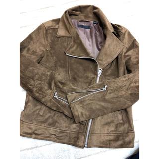 ユニクロ(UNIQLO)のジャケット(ライダースジャケット)