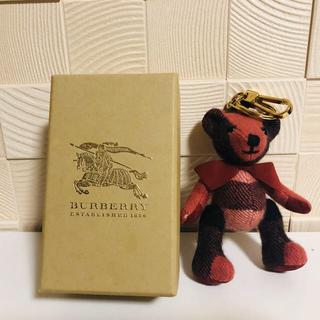 バーバリー(BURBERRY)のBurberry ベアキーホルダー(キーホルダー)