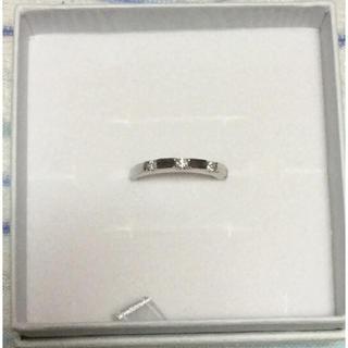 ジュエリーツツミ(JEWELRY TSUTSUMI)のPTダイヤモンドリング(リング(指輪))