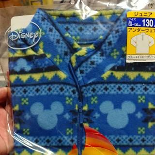 ディズニー(Disney)のスキー用アンダーウエア新品 ジュニア130cm(ウエア)