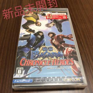 プレイステーションポータブル(PlayStation Portable)の戦国バサラ クロニカルヒーローズ(携帯用ゲームソフト)