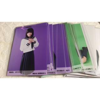 ケヤキザカフォーティーシックス(欅坂46(けやき坂46))の欅坂46 欅宣言まとめ売り70枚(アイドルグッズ)