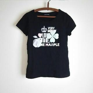 ジェーンマープル(JaneMarple)のLOVE MEカットソー(Tシャツ(半袖/袖なし))